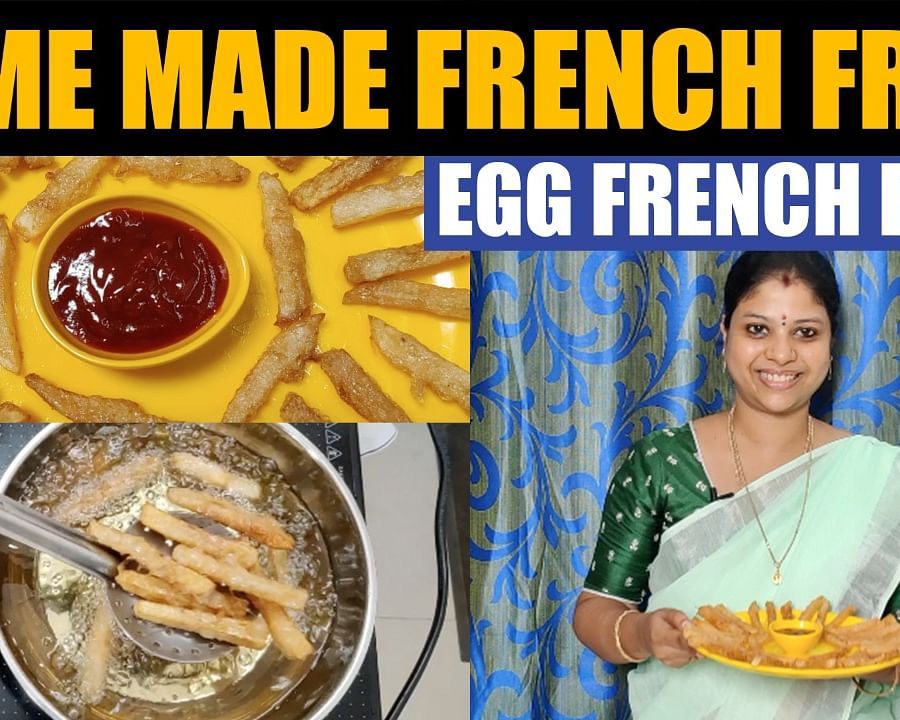Egg French Fries