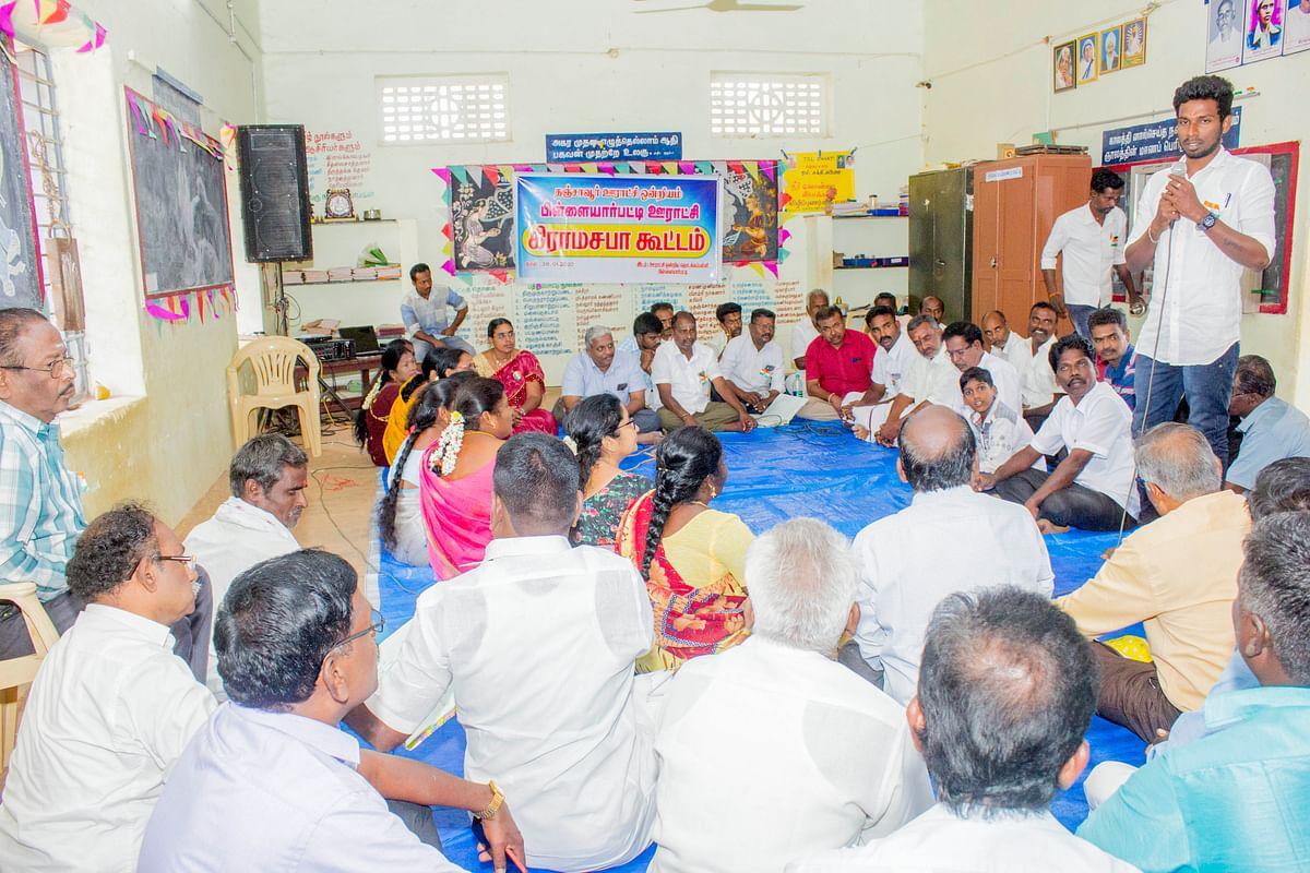 கடந்த வருடங்களில் நடைபெற்ற கிராமசபை