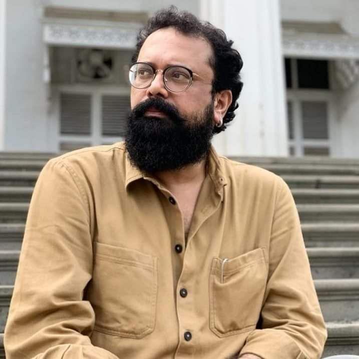 சினிமா இயக்குநர் ராஜிவ் கோவிந்தன்