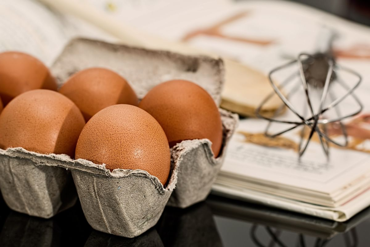 Eggs (Representational Image)