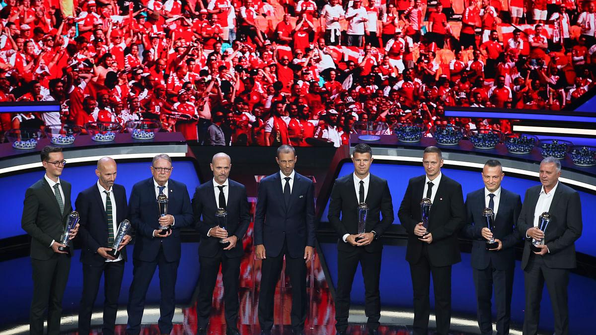 UEFA President Award
