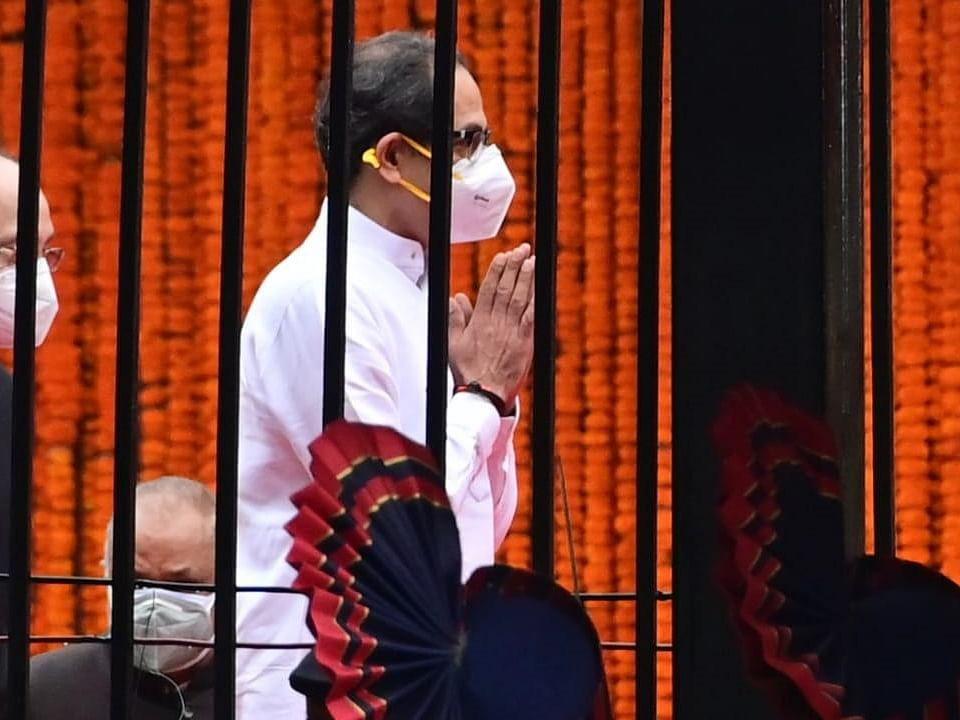 `கொரோனா இல்லாத நாடு; மக்கள் உறுதி எடுத்துக்கொள்ள வேண்டும்!' - மகாராஷ்டிரா முதல்வர் உத்தவ் தாக்கரே