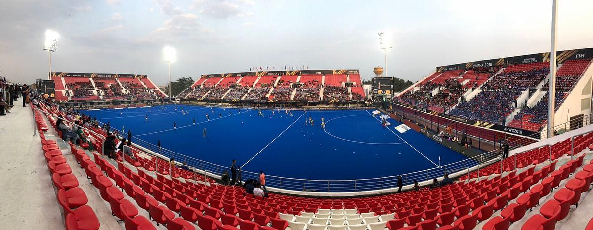 Kalinga Hockey Stadium