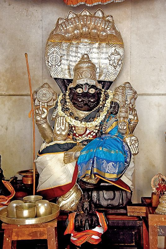 லட்சுமி நரசிம்ம யாகம்