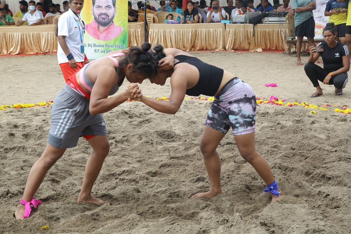 National Beach Wrestling