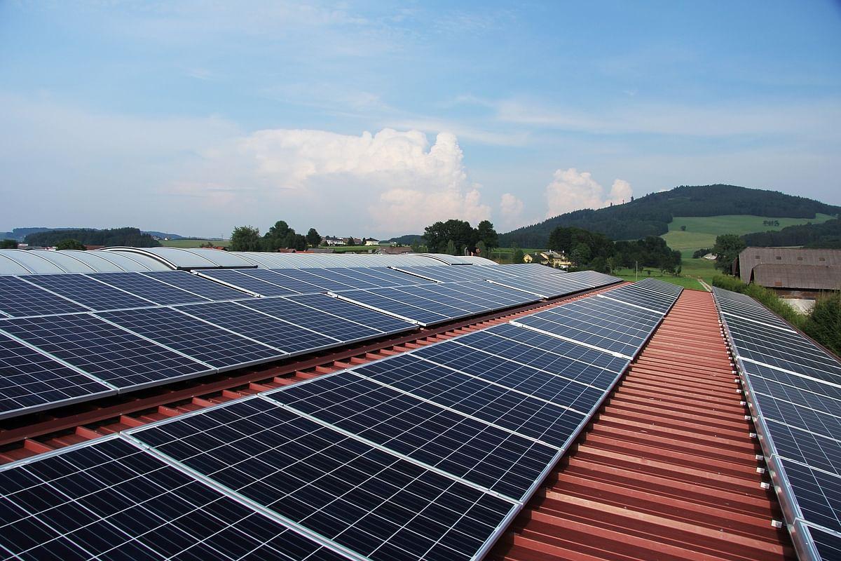 Solar Energy/ Representational Image