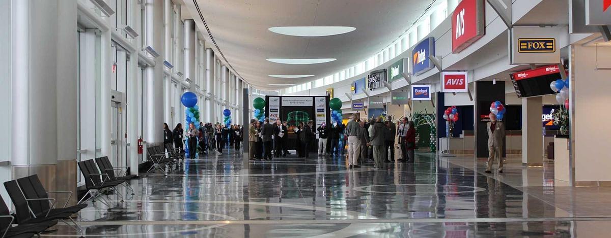 SEATAC Airport Rent-a-Car facility