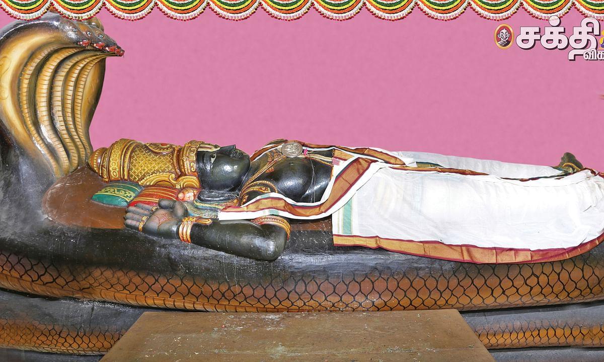 வசிஷ்டபுரம் தரிசனம்