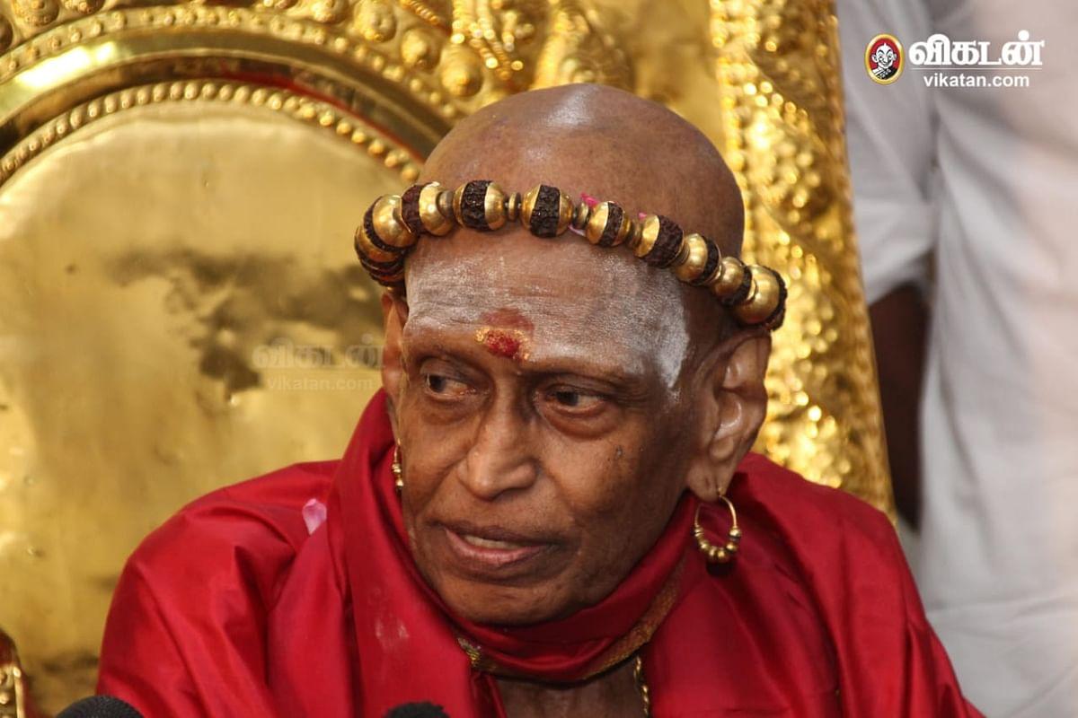 மதுரை ஆதீனம் அருணகிரிநாதர்