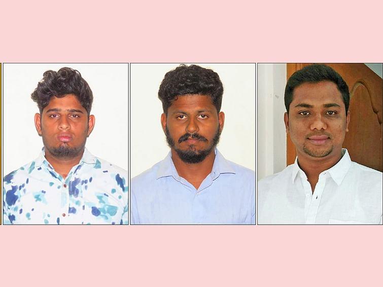 ஹெரோன் பால், வசந்த், சபரிராஜன், சதீஸ்