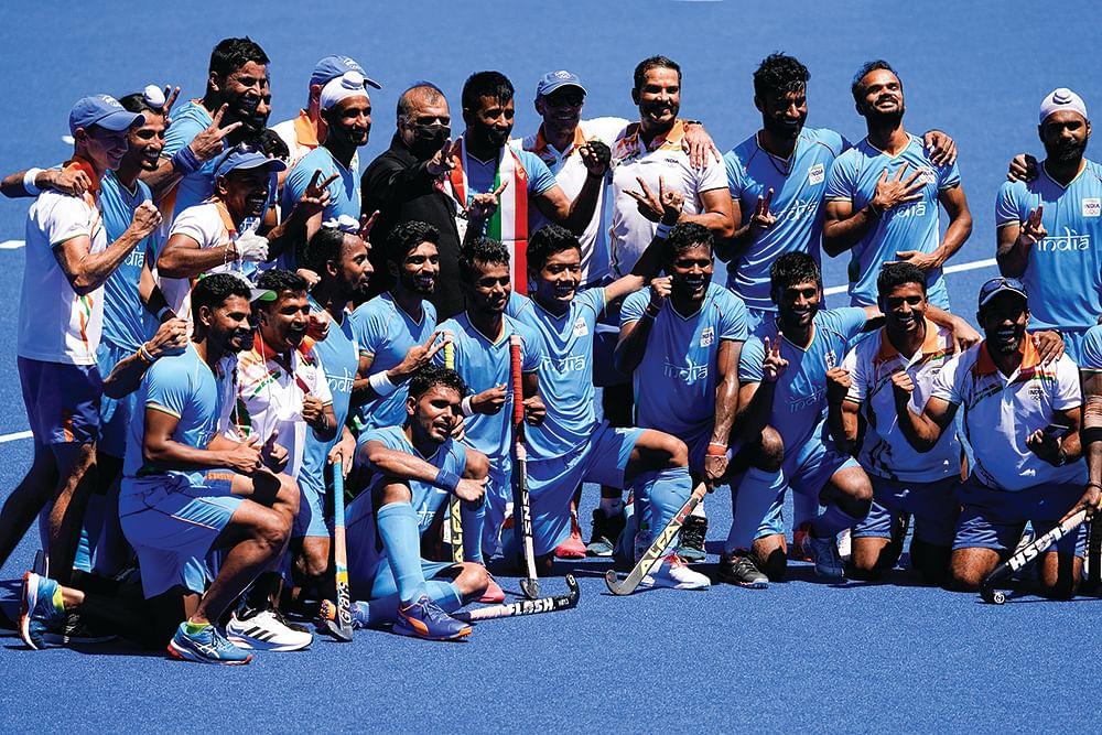 இந்திய ஆண்கள் ஹாக்கி அணி