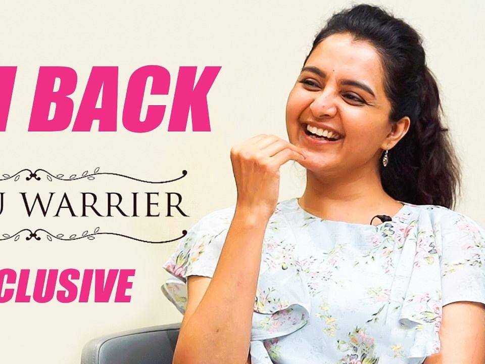 அதிரடியாக களமிறங்கும் Manju Warrier - தமிழில் வரிசையாக படங்கள்! | Manju Warrier Exclusive | Asuran