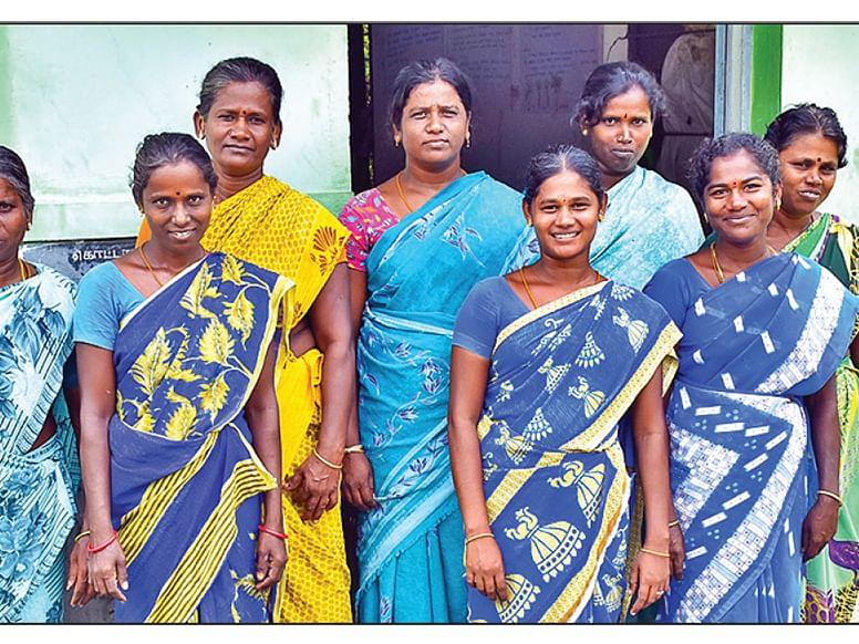 இயற்கை உரத் தயாரிப்பில் சாதிக்கும் பெண்கள்
