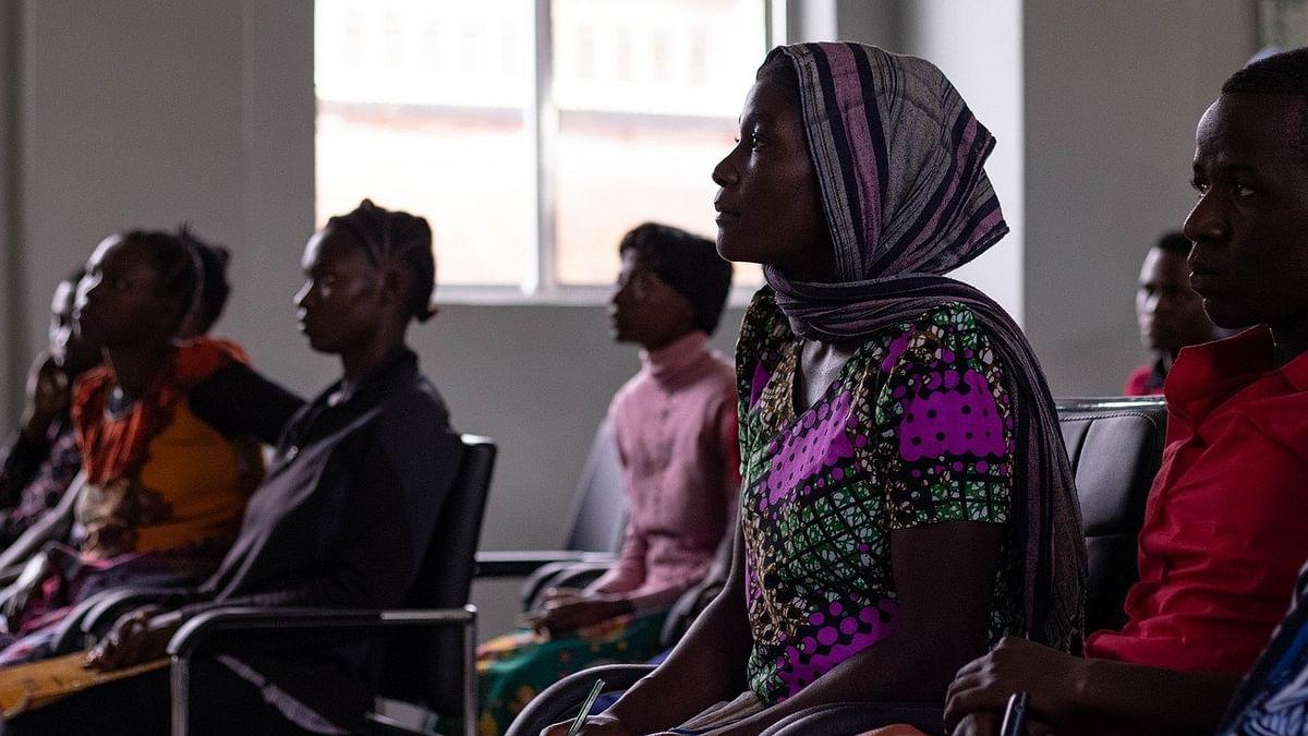 ஆப்பிரிக்காவில் பெண் கல்வி