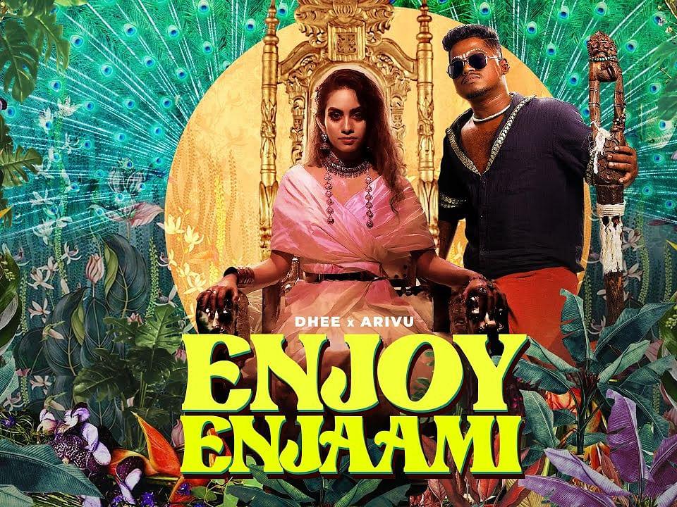 Enjoy Enjaami விவகாரம்: தலித் என்பதால் அறிவு ஒதுக்கப்படுகிறாரா, சந்தோஷ் நாராயணன் சாதி பார்க்கிறாரா?