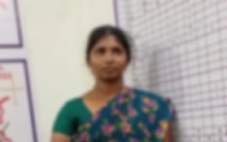 நாமக்கல்: `கணவர் கொடுமை தாங்க முடியலை சார்!' - ஆடு கட்டும் கயிற்றால் கழுத்தை இறுக்கிக் கொன்ற மனைவி