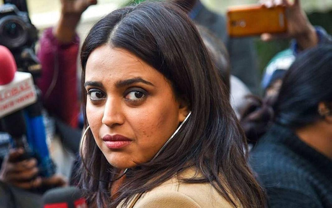 ட்விட்டரில் டிரெண்டான `Arrest Swara Bhasker'... தாலிபன் பிரச்னைக்கும் நடிகைக்கும் என்ன சம்பந்தம்?