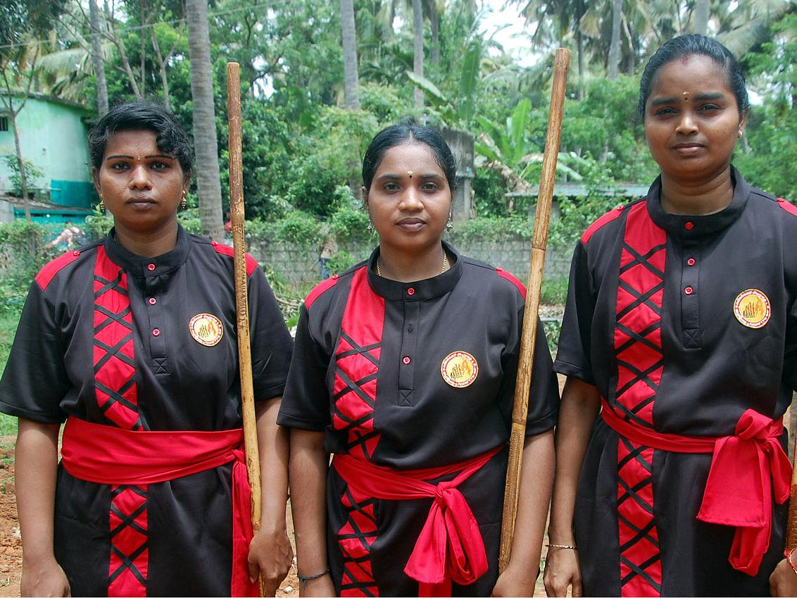 ஆனந்தி,  சிஜின் மேரி, கோமதி சங்கரி
