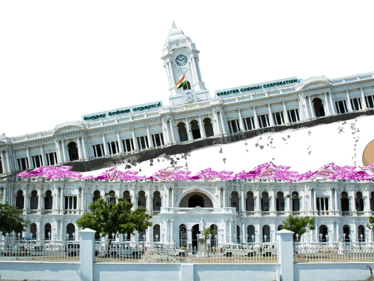 லஞ்ச ஒழிப்புத்துறை வளையத்தில் சென்னை மாநகராட்சி!