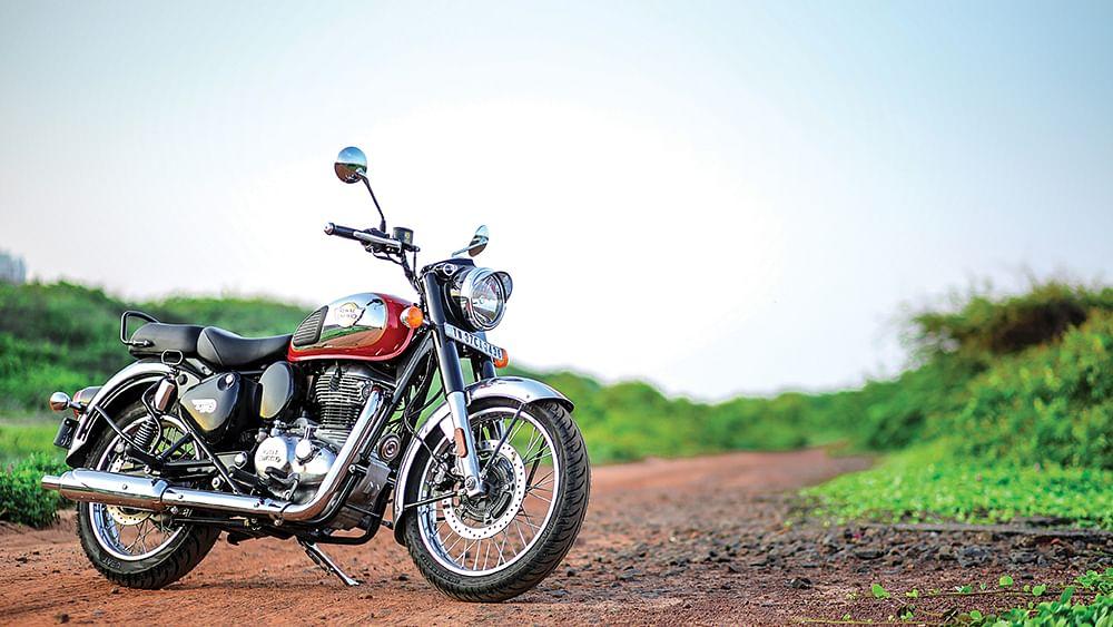 ராயல் என்ஃபீல்டு க்ளாஸிக் 350