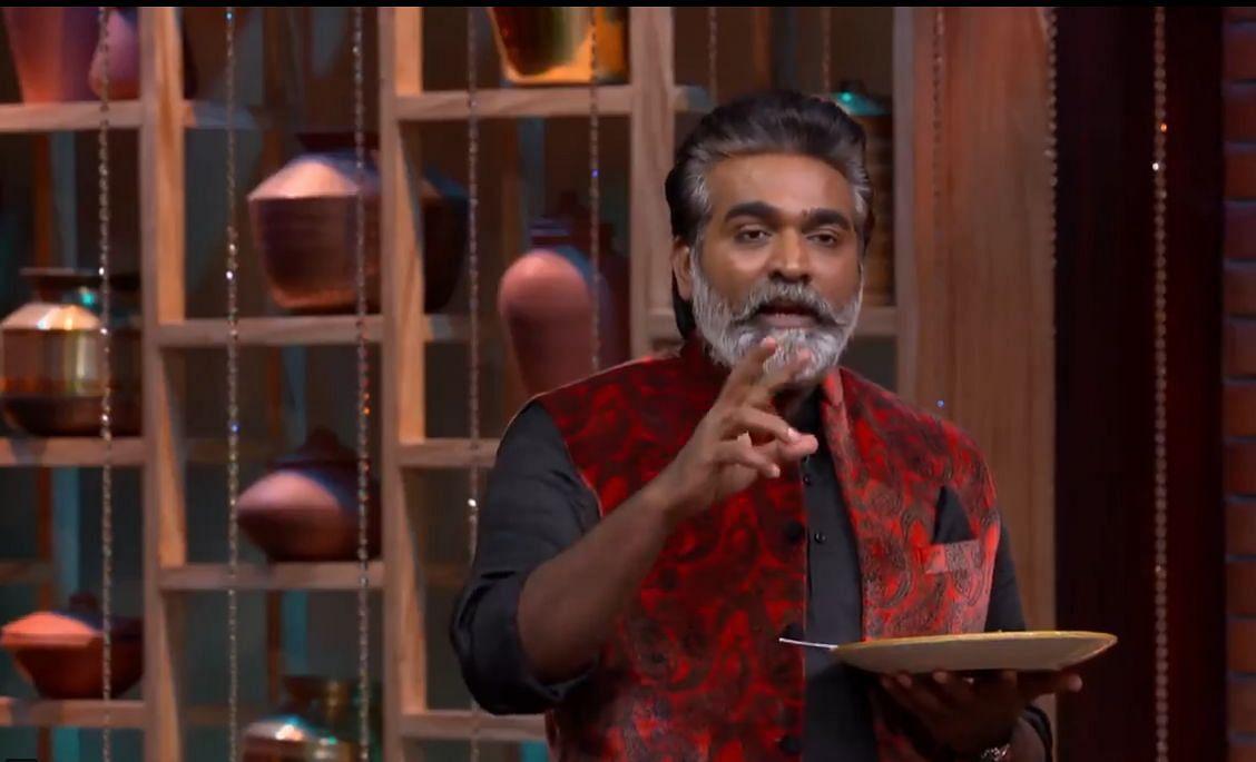 விஜய் சேதுபதி - மாஸ்டர் செஃப் தமிழ்
