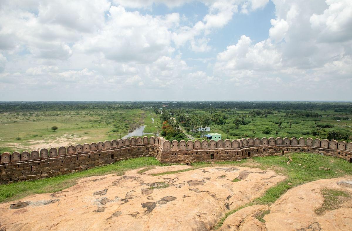 திருமயம் கோட்டை