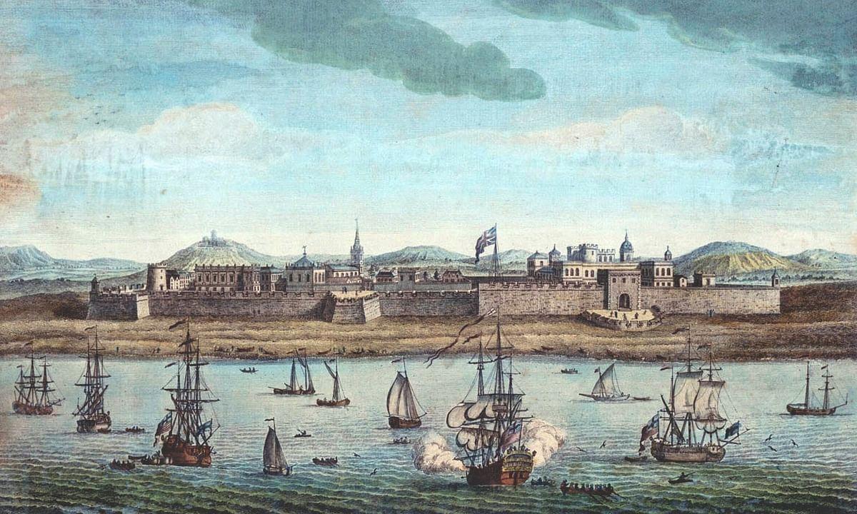 புனித ஜார்ஜ் கோட்டை
