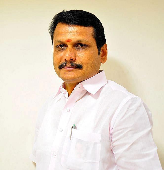 அமைச்சர் செந்தில் பாலாஜி