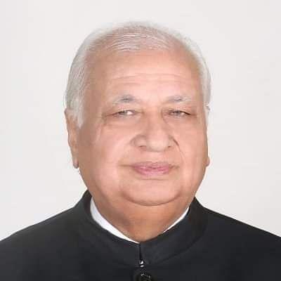 கவர்னர் ஆரிப் முகமதுகான்