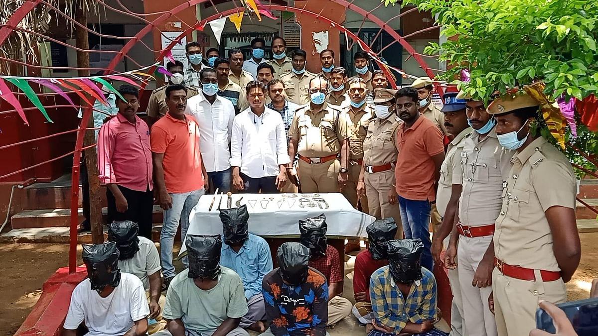 `தனி வீடுகள்தான் டார்கெட்!' - போலி மதபோதகர், சாமியார் உட்பட 8 பேர் கும்பல் சிக்கியது எப்படி?