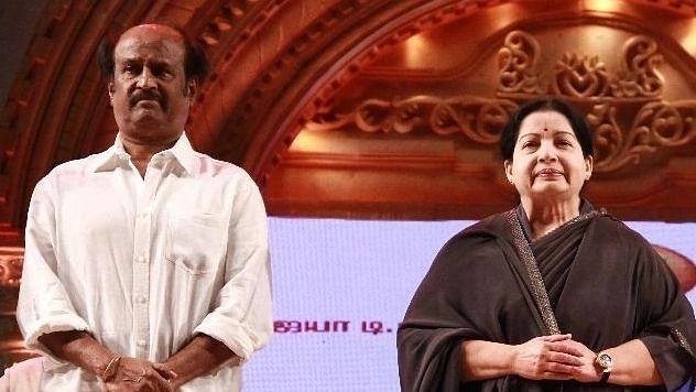 ரஜினி - ஜெயலலிதா