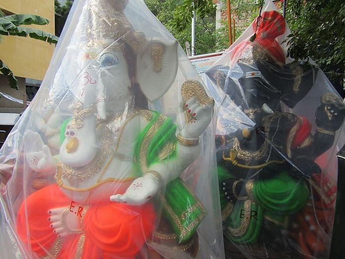 விநாயகர் சிலைகள்