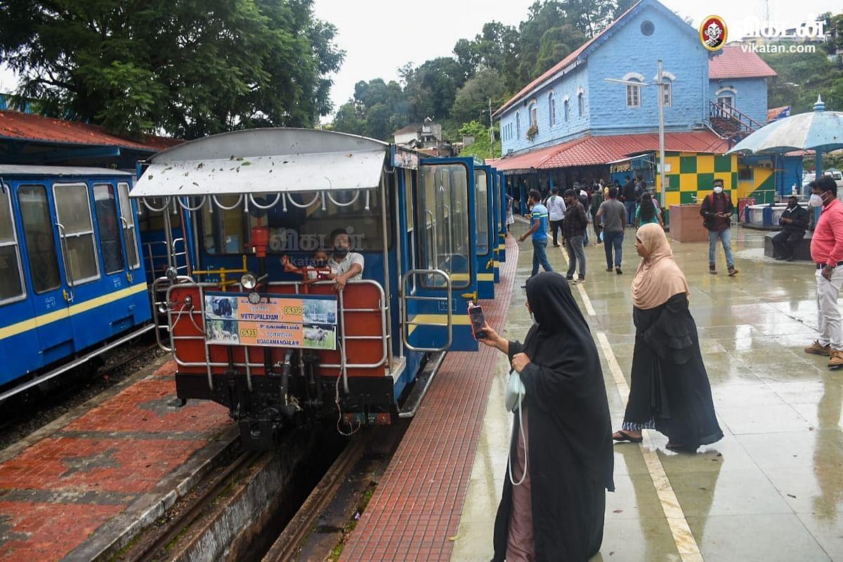 நீலகிரி மலை ரயில்