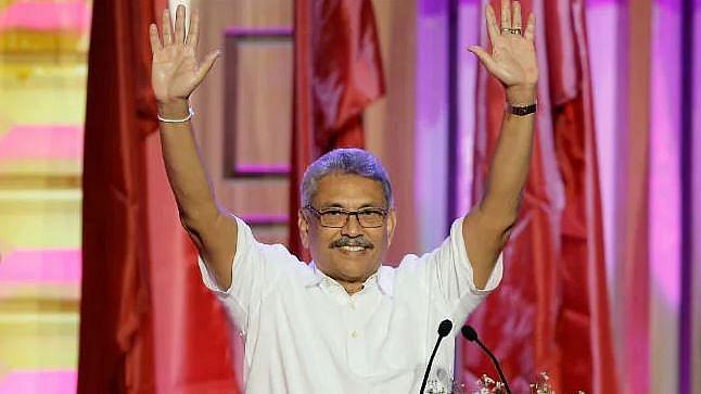 கோத்தபய ராஜபக்சே