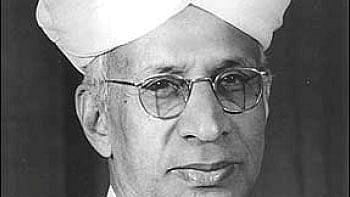 சர்வபள்ளி ராதாகிருஷ்ணன்