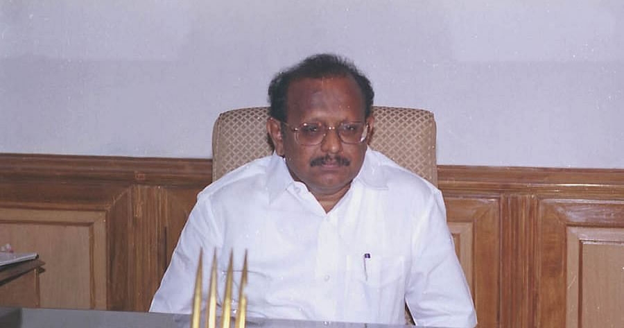 சட்டத்துறை அமைச்சர் ரகுபதி