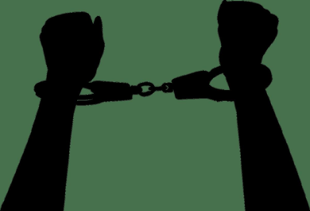 Arrest (Representational Image)