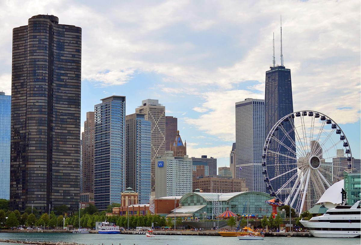 Chicago Illinois - Cityscape