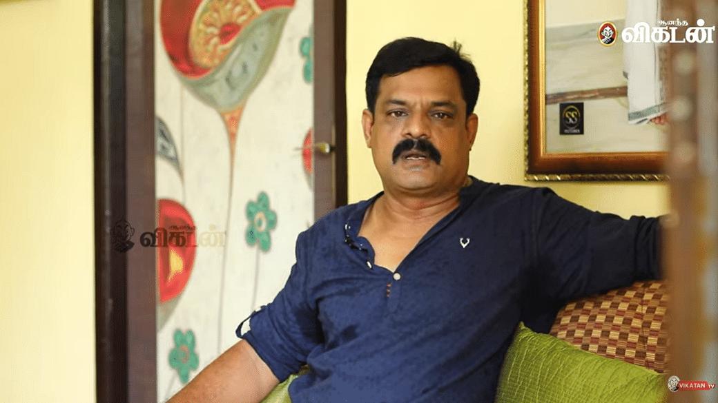 நடிகர் போஸ் வெங்கட்