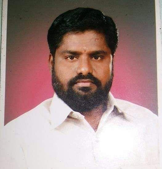 பாரத முன்னேற்றக் கழகத்தின் தலைவர் பாரதராஜா