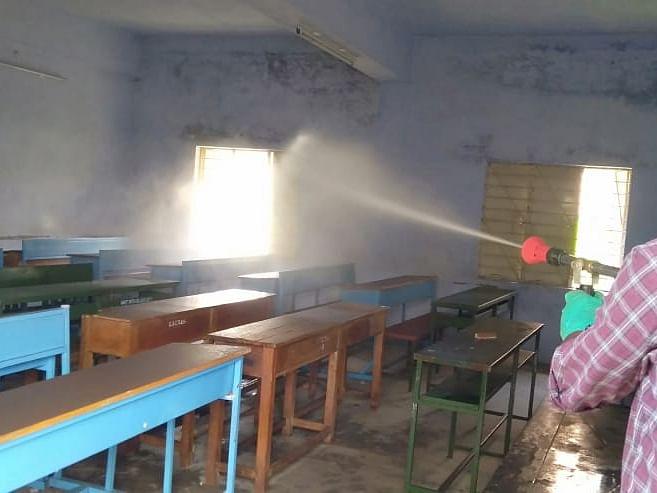 நீலகிரி: அரசு கலைக்கல்லூரி விரிவுரையாளருக்கு கொரோனா; கல்லூரிக்கு விடுமுறை அறிவித்த நிர்வாகம்
