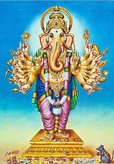 கணேச புராணம்