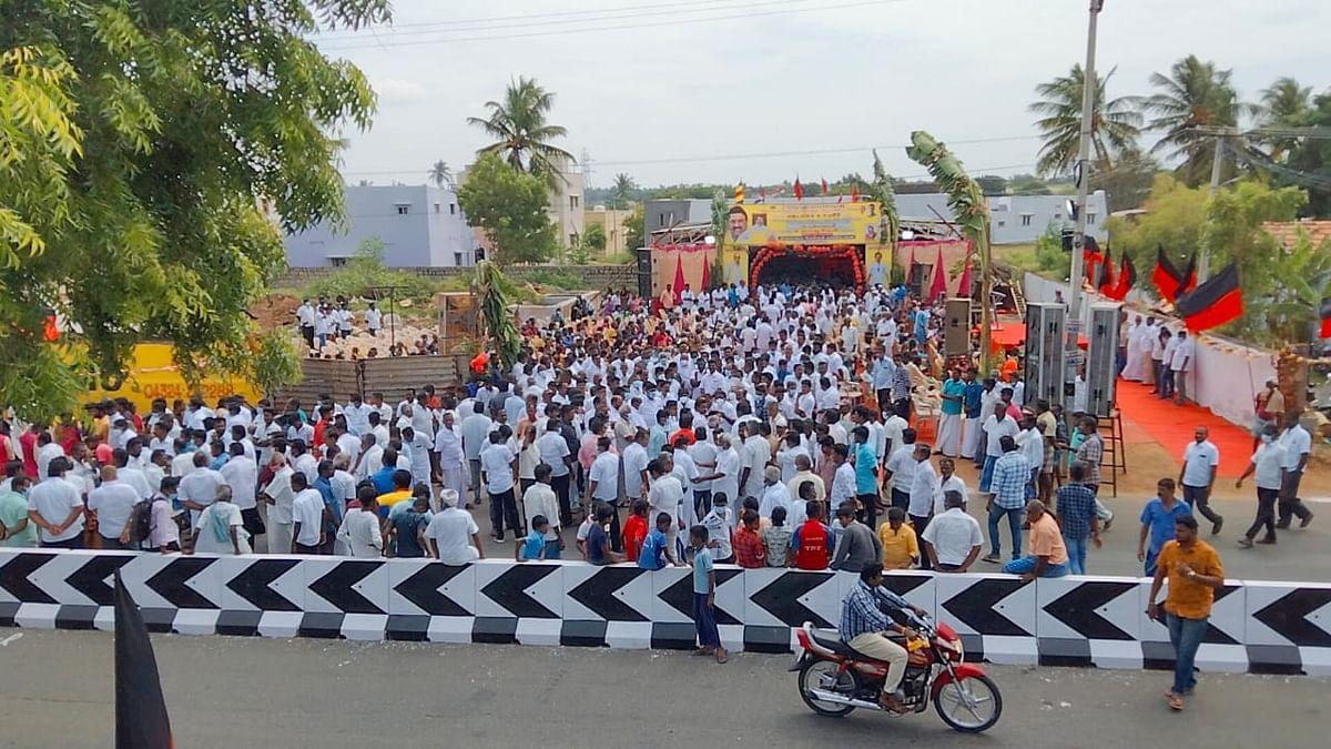 செந்தில் பாலாஜி பிரசாரம்