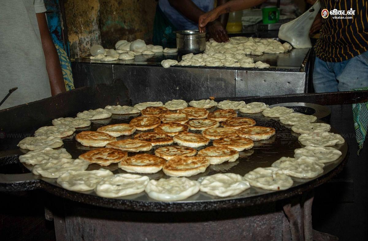 பரோட்டா - திருச்சி ட்ராபிக் ஜாம் ஹோட்டல்