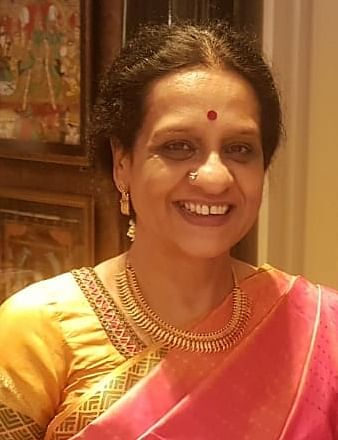 'மாயா' முக்தா சீனிவாசன்
