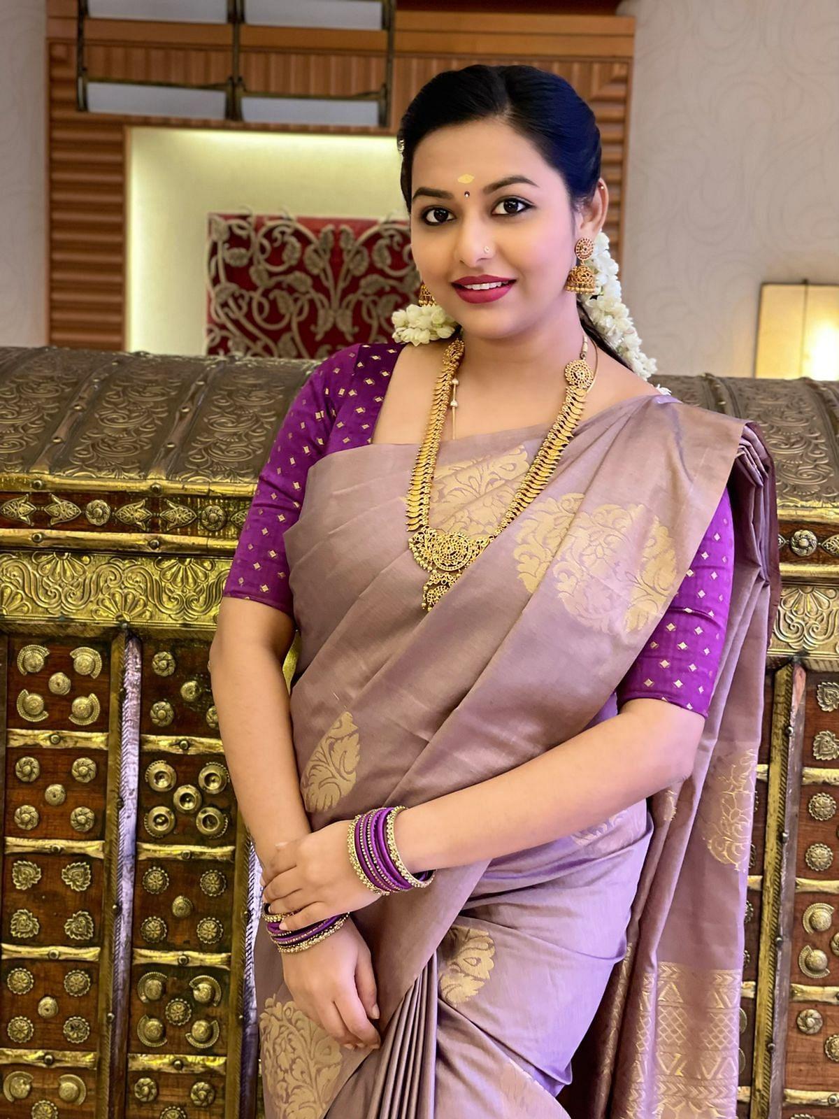 வனிதா ஹரிஹரன்