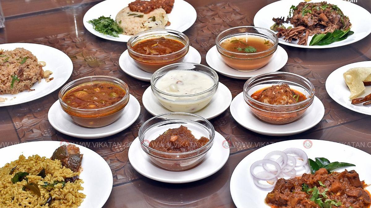 சவுராஷ்டிரா உணவுத் திருவிழா