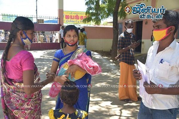 பஞ்சாயத்து தலைவர் பதவிக்கு வேட்புமனு தாக்கல்