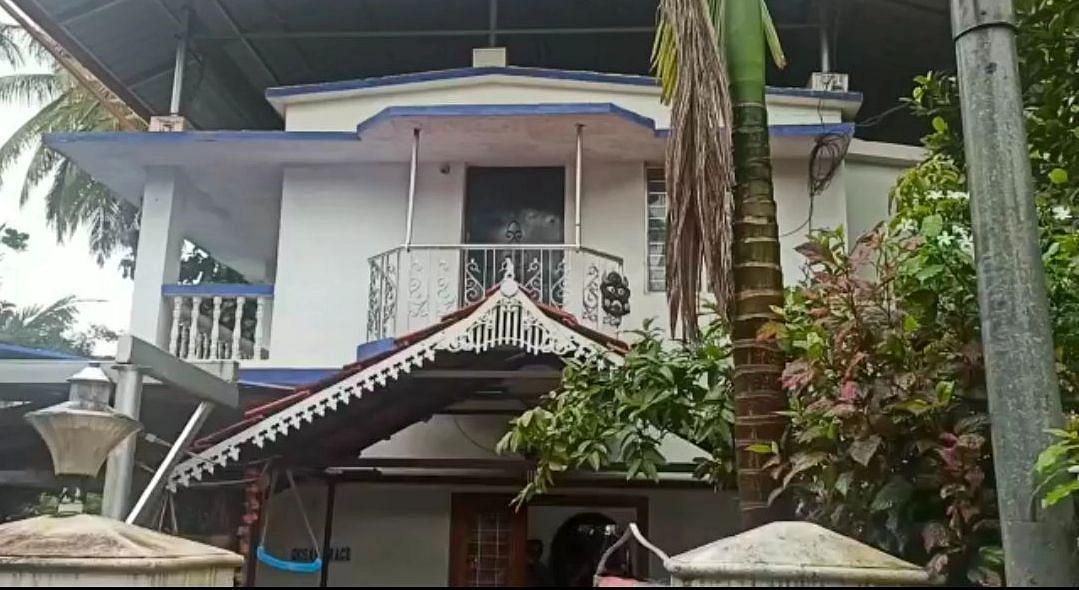 கிருஷ்ணகுமாரி வீடு