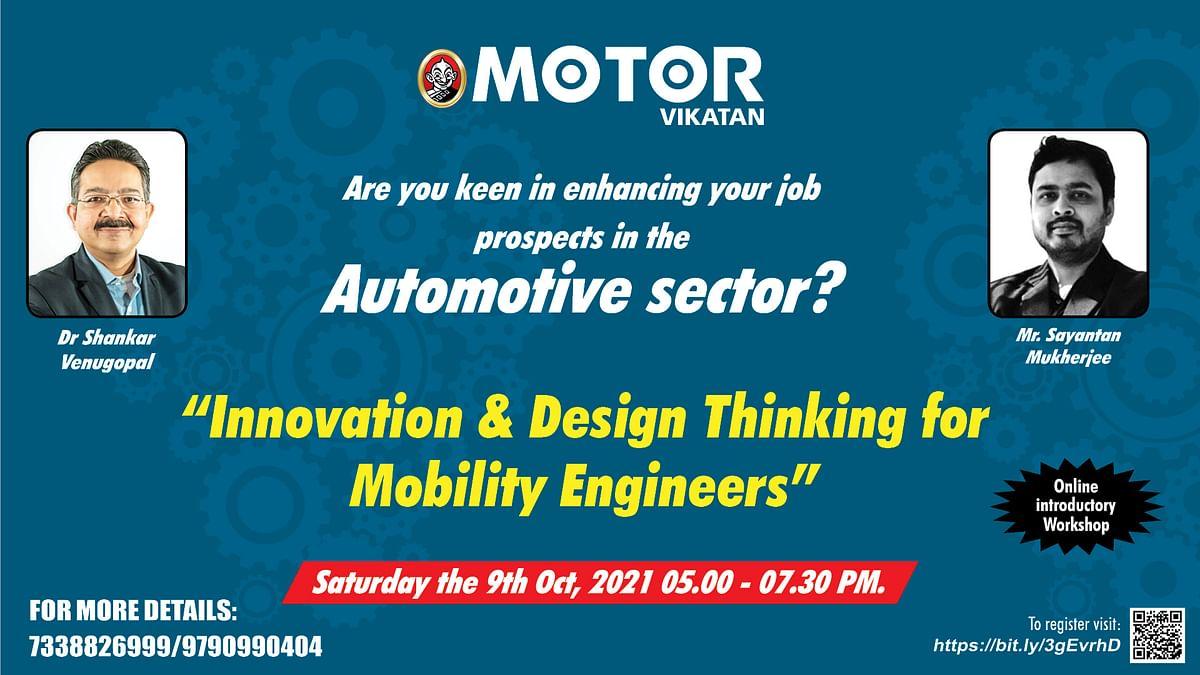 Workshop on Innovation & Design Thinking